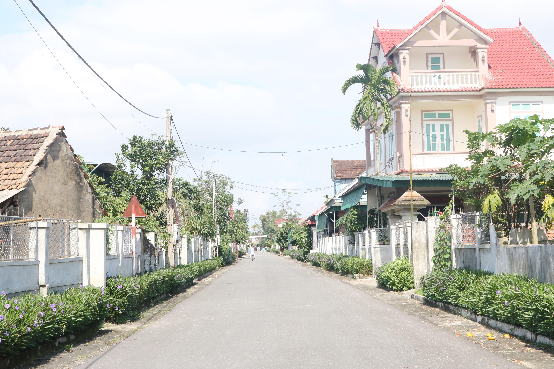 Đảng bộ xã Thuận Lộc lãnh đạo, chỉ đạo thành công Đại hội chi bộ gắn với nhiệm vụ xây dựng, nâng cao tiêu chí nông thôn mới