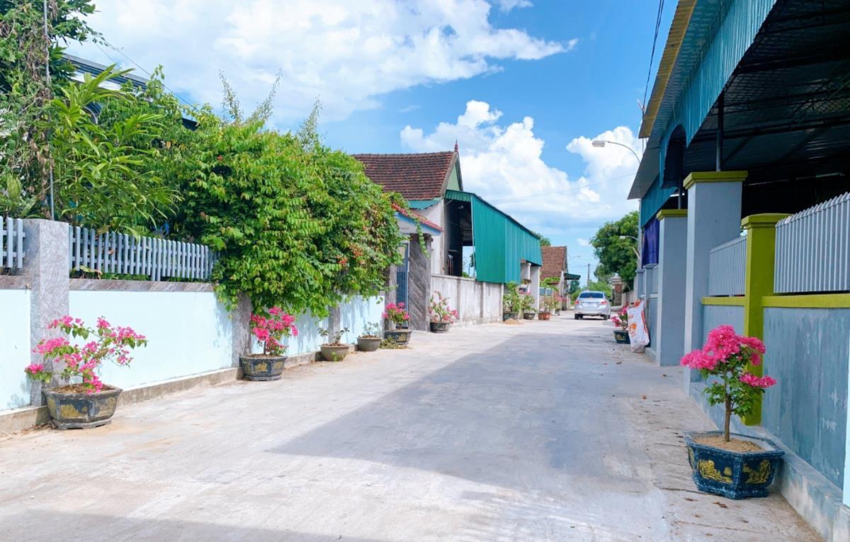 Phát huy nội lực xây dựng đô thị văn minh ở phường Đức Thuận